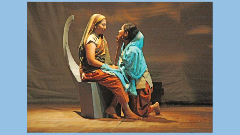 Theatre Art Unit to stage 'Amina Sundari' today