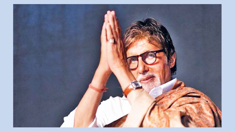 Amitabh to provide monthly ration to 1 lakh daily wage workers