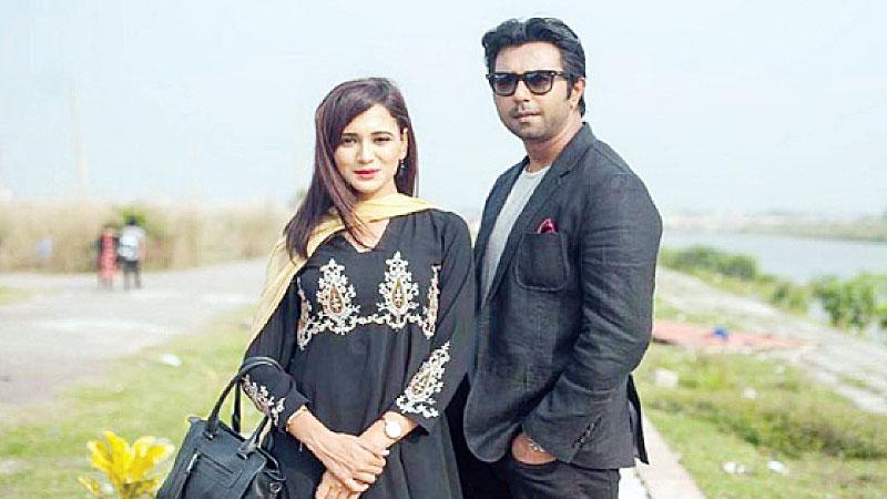 Apurba, Sabila Nur pair up in Eid venture