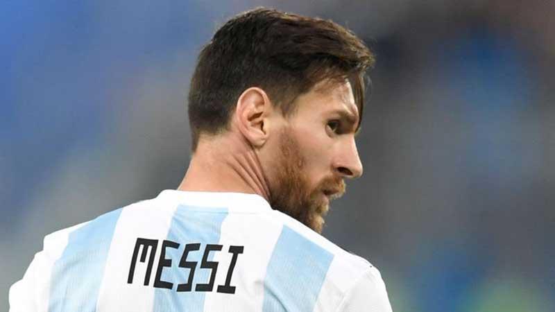 Argentina remain hopeful on Messi return