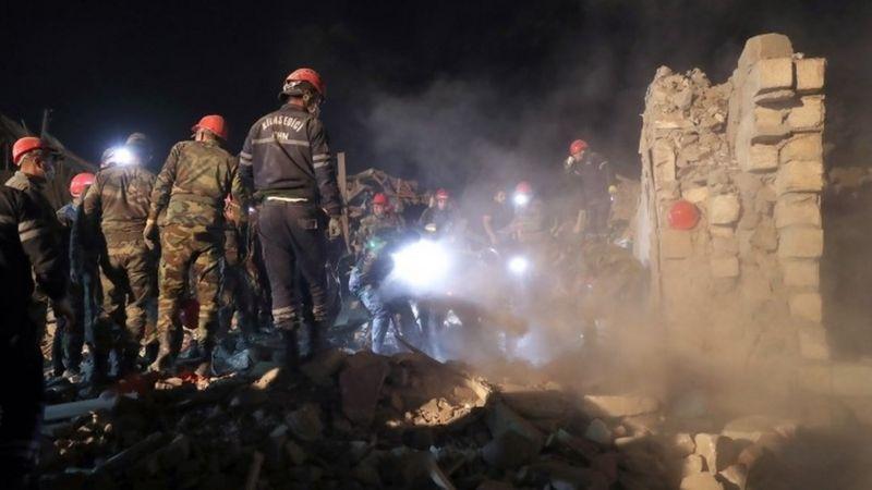 Armenia accuses Azerbaijan of violating new truce