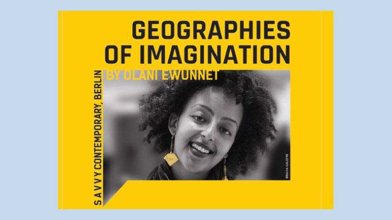 Artist talk at Goethe-Institut tomorrow