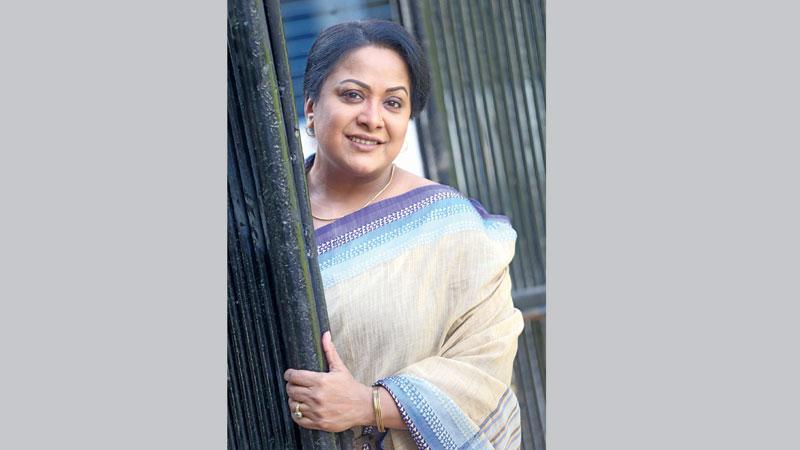Aruna to wrap up 'Mayaboti' shooting soon