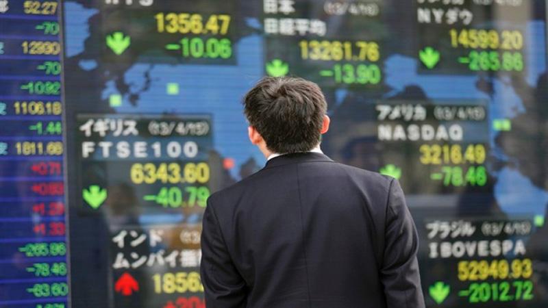 Asian markets track big losses after China retaliates