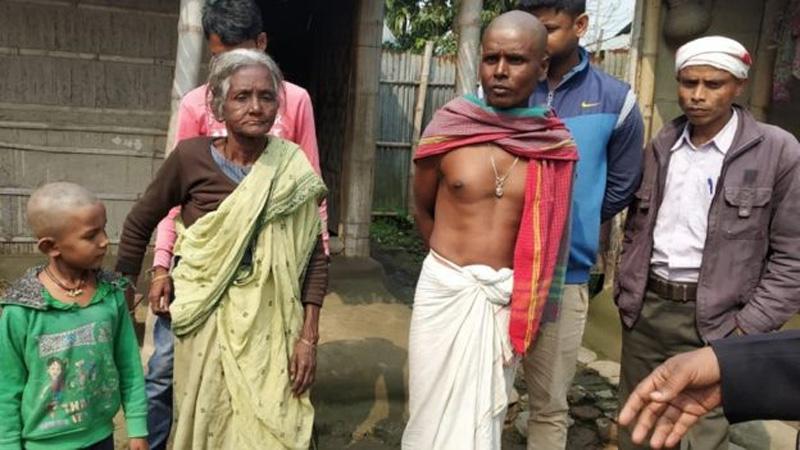 India declares 1.9m 'illegal foreigners'
