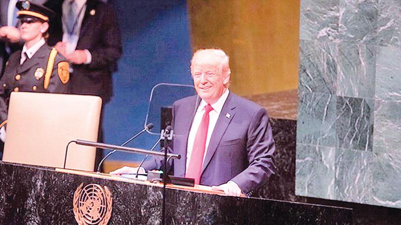 Trump and cross Atlantic relations