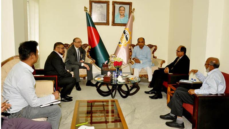 Azerbaijan keen to import more Bangladeshi products