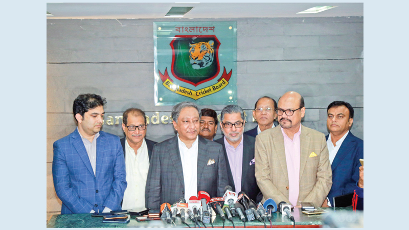 BCB takes time to appoint new coach
