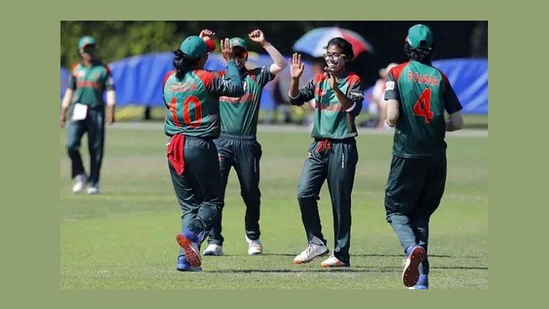 Bangladesh women's team wins final in Patna