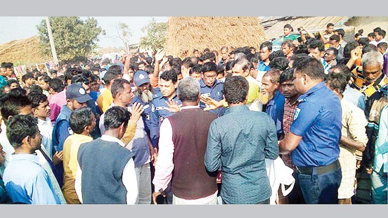 3 killed in Thakurgaon BGB shooting