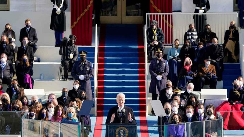 Read Biden's inaugural speech as 46th US president