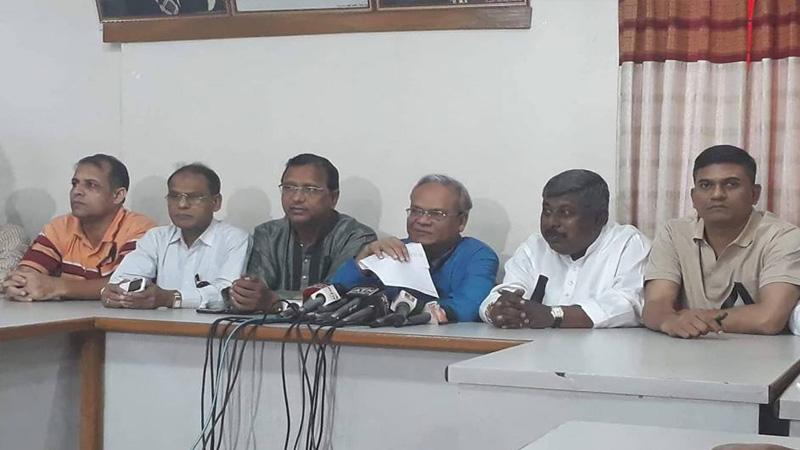 Celebration of LDC gradation a mockery: BNP