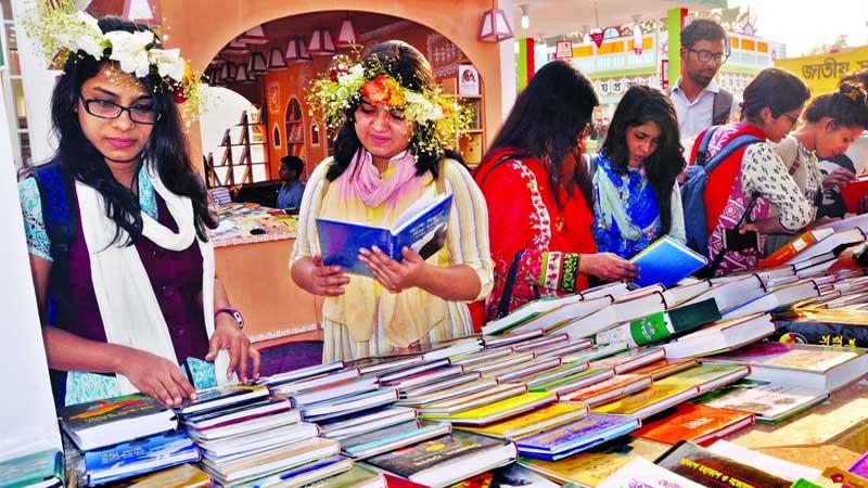 Spoken English A to Z of Sabbir Sarker in book fair