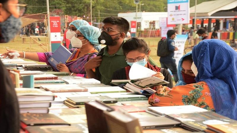 Ekushey Book Fair to end on April 12
