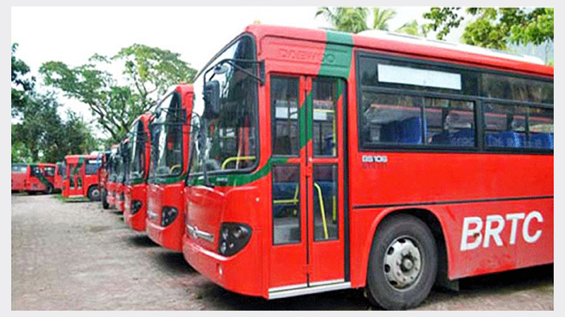 BRTC allocates 171 buses for RMG workers