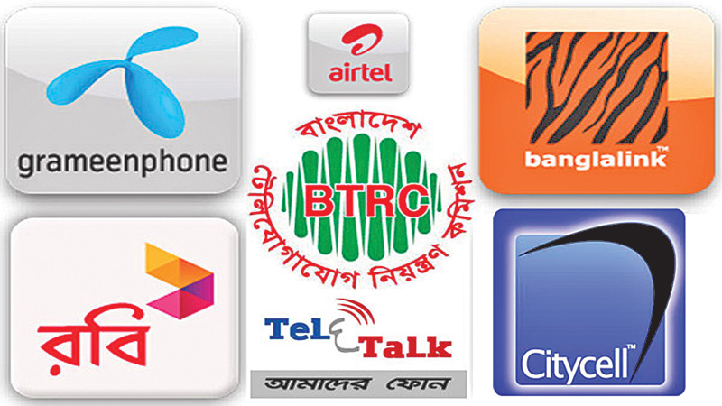 BTRC unhappy with call drop rates of telcos