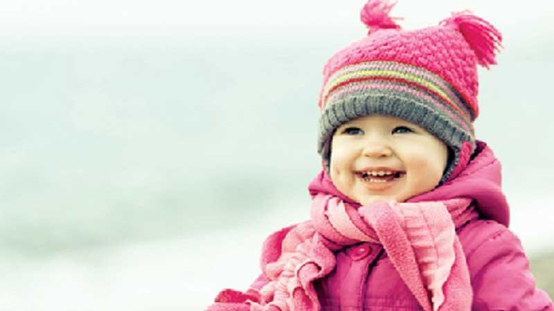 fe1ba9407 Winter care for baby skin