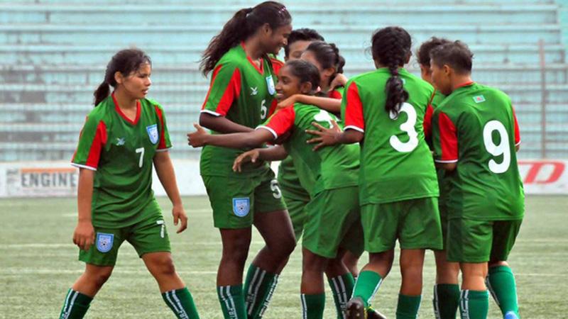 Bangladesh girls clinch SAFF U-15 Championship