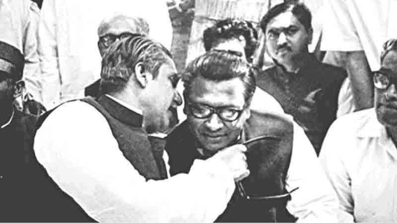 Bangabandhu and Tajuddin: A unique comradeship