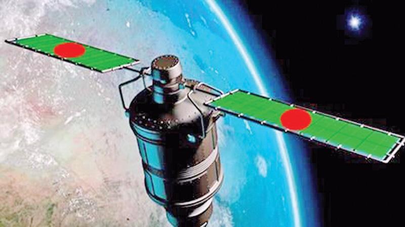 Bangabandhu Satellite's 1st anniversary tomorrow