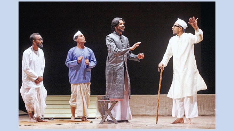 'Banglar Mati Banglar Jol' on Shilpakala stage today