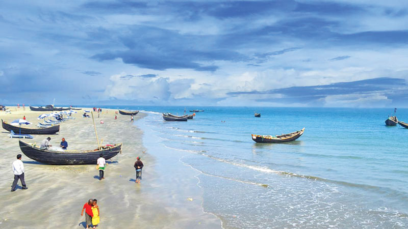 5 more bodies came afloat in Cox's Bazar beach