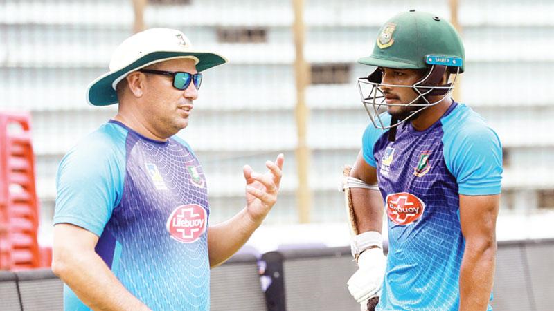 Bangladesh aim to end losing  streak against Afghans today