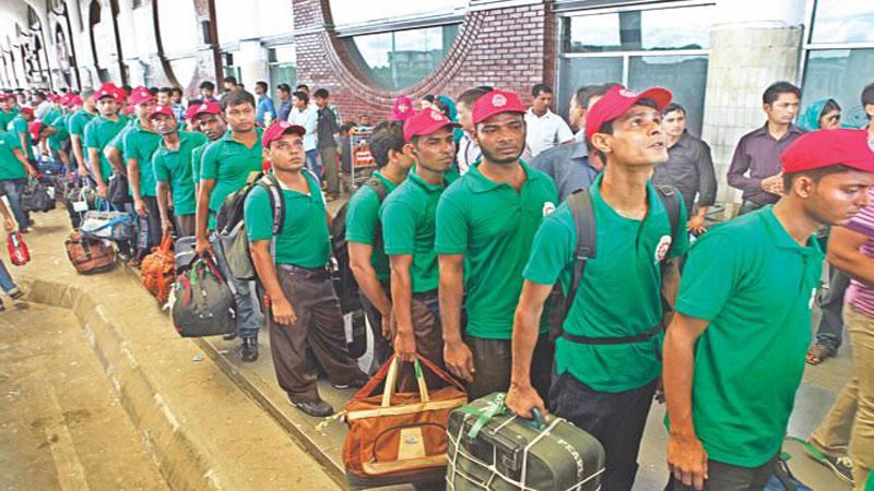 manpower from bangladesh