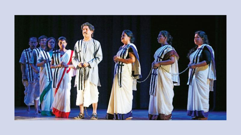 'Banglar Mati Banglar Jol',  'Trial of Surya Sen' to be staged today