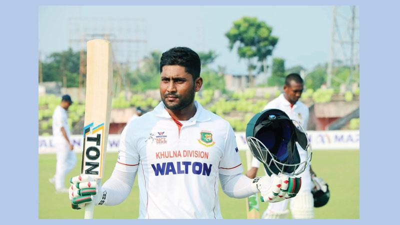 Barishal inflict innings defeat on Sylhet