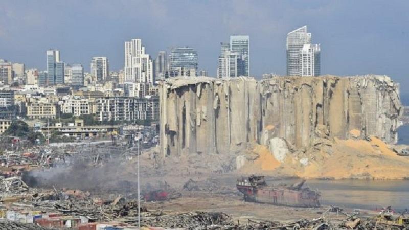 Lebanese environment minister resigns in wake of Beirut explosion