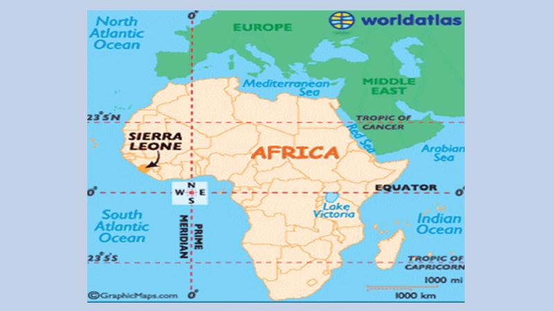 Bengali and Sierra Leone