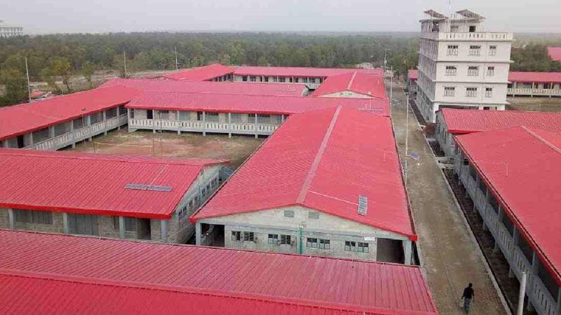 Under pressure against Bhasan Char Rohingya relocation plan: FM