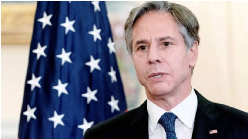 Blinken warns of 'other options' on Iran if diplomacy fails