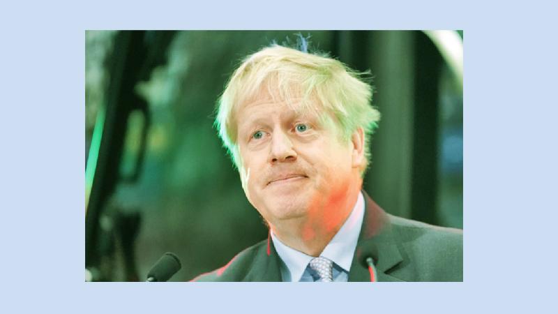 Boris Johnson launches UK leadership bid