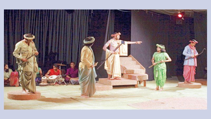 Curtain falls on int'l theatre fest 'BotTala Ranga Mela' today