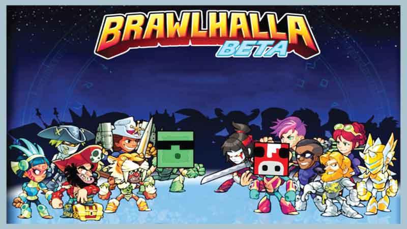 скачать игру Brawlhalla через торрент - фото 11