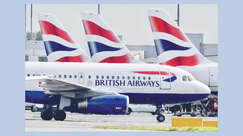 British Airways suspends flights to Cairo on security grounds