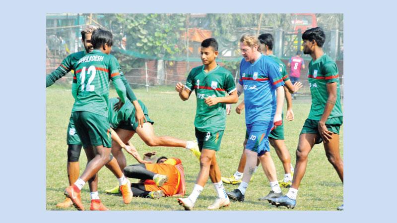 Bangladesh ready to face Burundi challenge