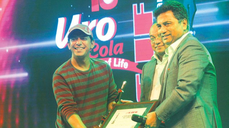 CJFB Performance Award conferred