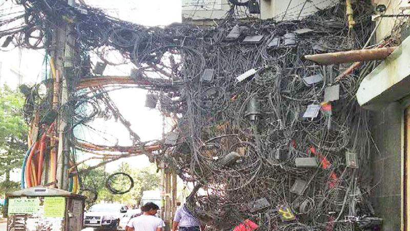 Desco's underground cabling plan misses JICA deadline for its own fault