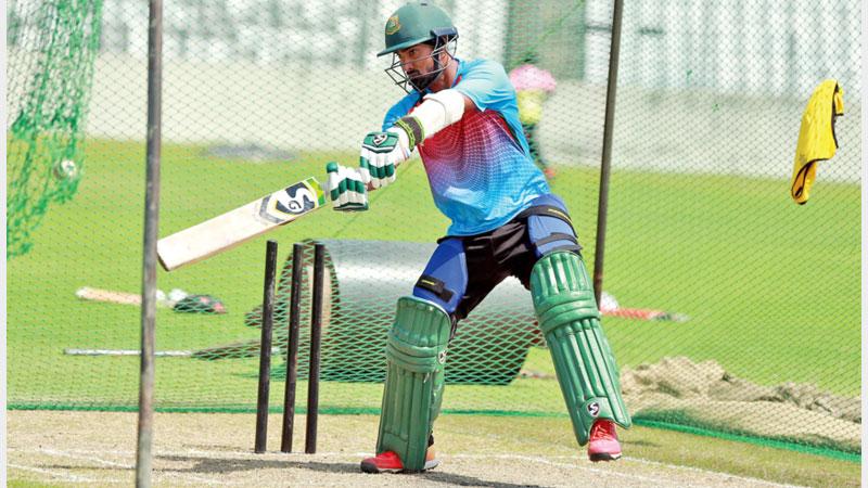 Liton Das set to miss T20I series against Australia