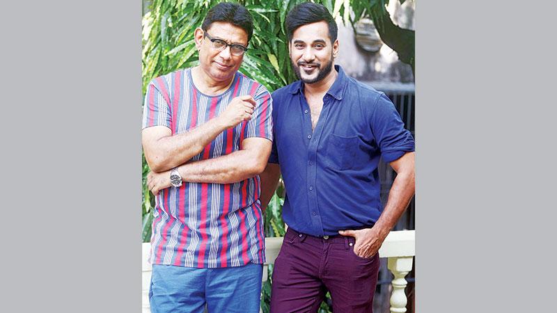 Shajal in 'Chhoto Kaku'