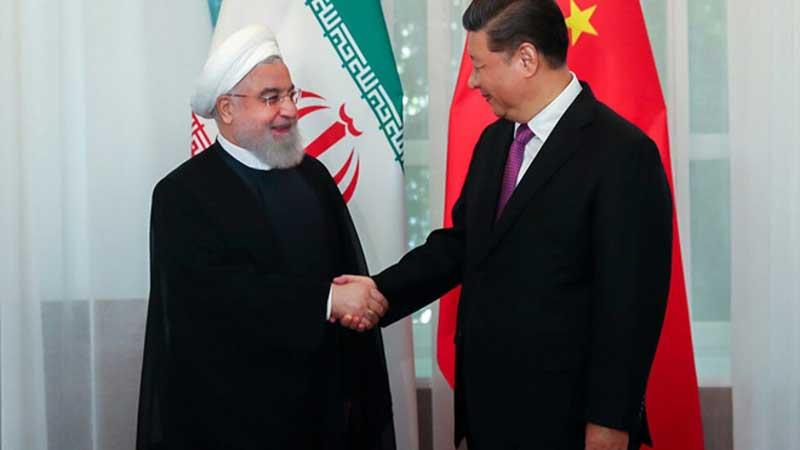 Impact of China-Iran deal in Asian geo-politics