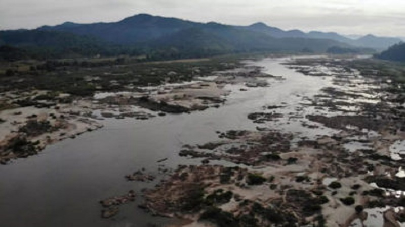 China pressed on Mekong dams after record low water levels