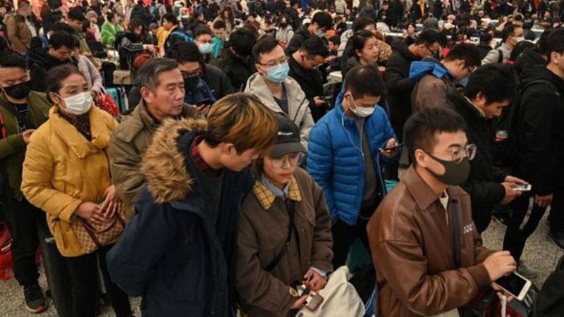 New virus death as China confirms human transfer