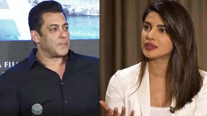 Priyanka Chopra takes a dig at Salman Khan