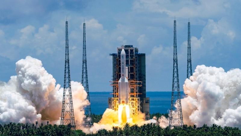Chinese spacecraft nearing Mars, world's 2nd in 2 days