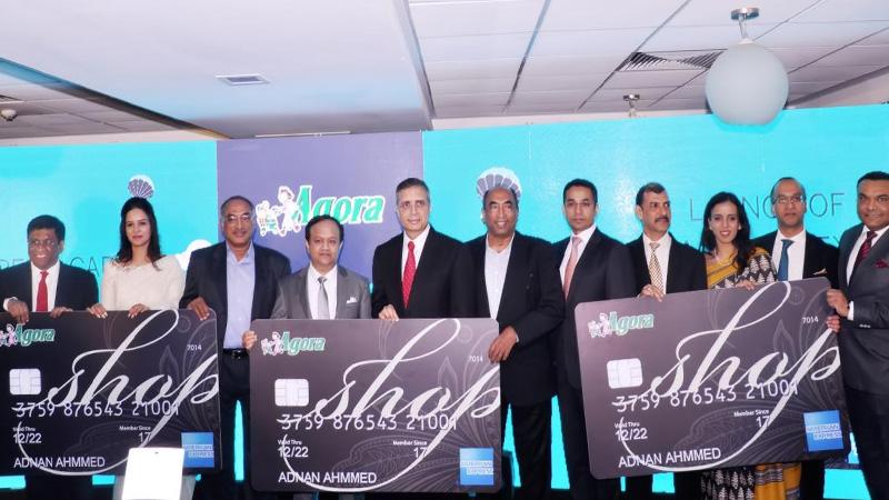 City Bank launches 'Agora American Express Card'