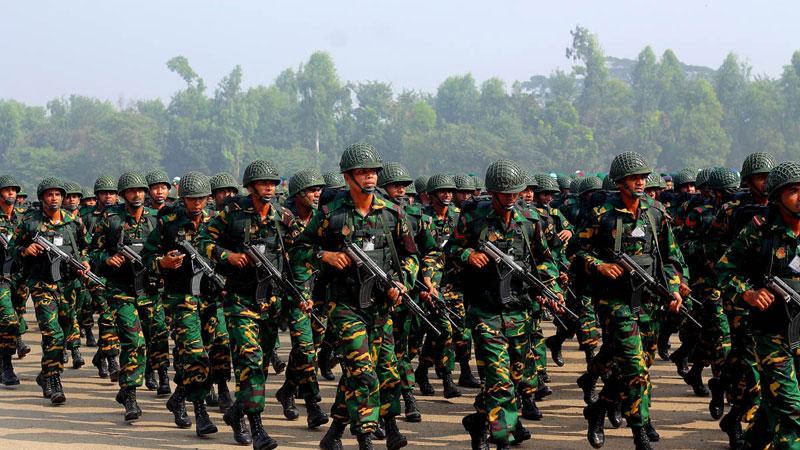 civil military relationship in bangladesh 2025
